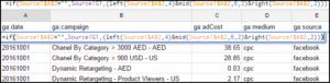 format-google-schema cost data