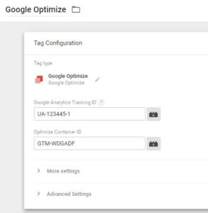 google-optimize-google-tag-manager