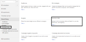 shared-library-adwords