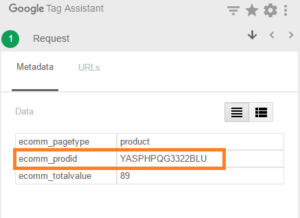 google tag assistant remarketing