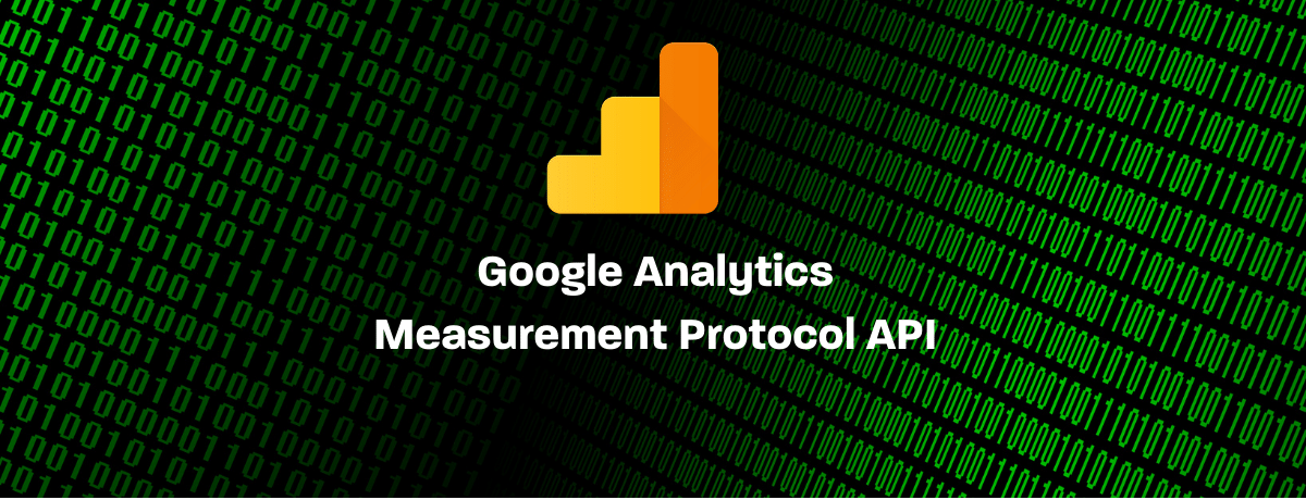 Google Analytics Measurement Protocol API